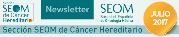 Newsletter SEOM de Cáncer Hereditario