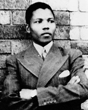 Nelson Mandela - 1937