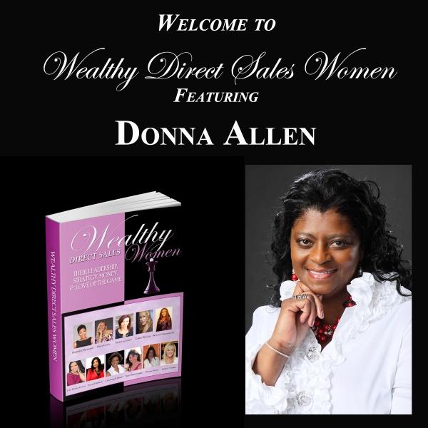 Wealthy Direct Sales Women - Donna Allen