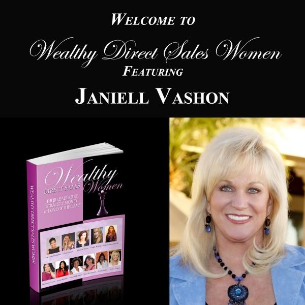 Wealthy Direct Sales Women - Janiell Vashon
