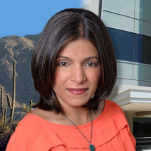 Rachna Shroff, MD, the UA Cancer Center's section chief of gastrointestinal medical oncology