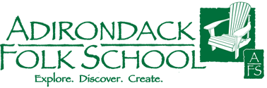 "Adirondack Folk School: ""Explore. Discover. Create."""