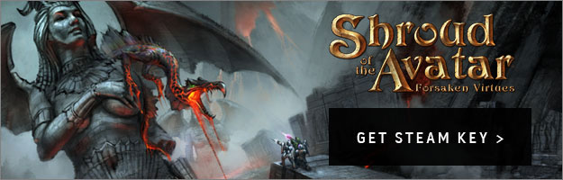 Shroud of the Avatar Steam Key Giveaway