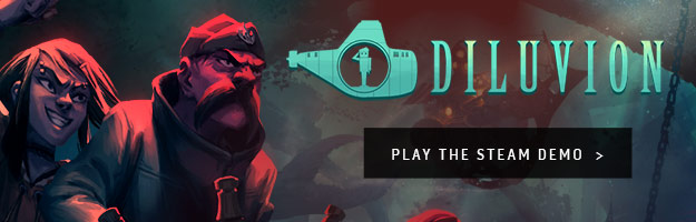 Diluvion Alienware Exclusive Demo Steam Key Giveaway