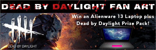 Dead by Daylight Fan Art Contest