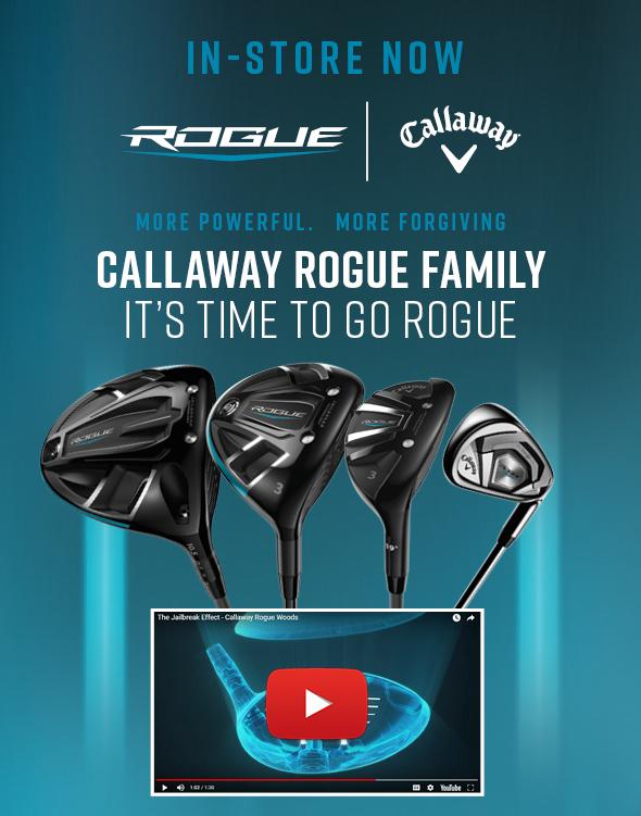 New Callaway Rogue
