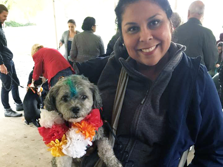 Core Paws' Second Annual Tihar Dog Honoring Ceremony