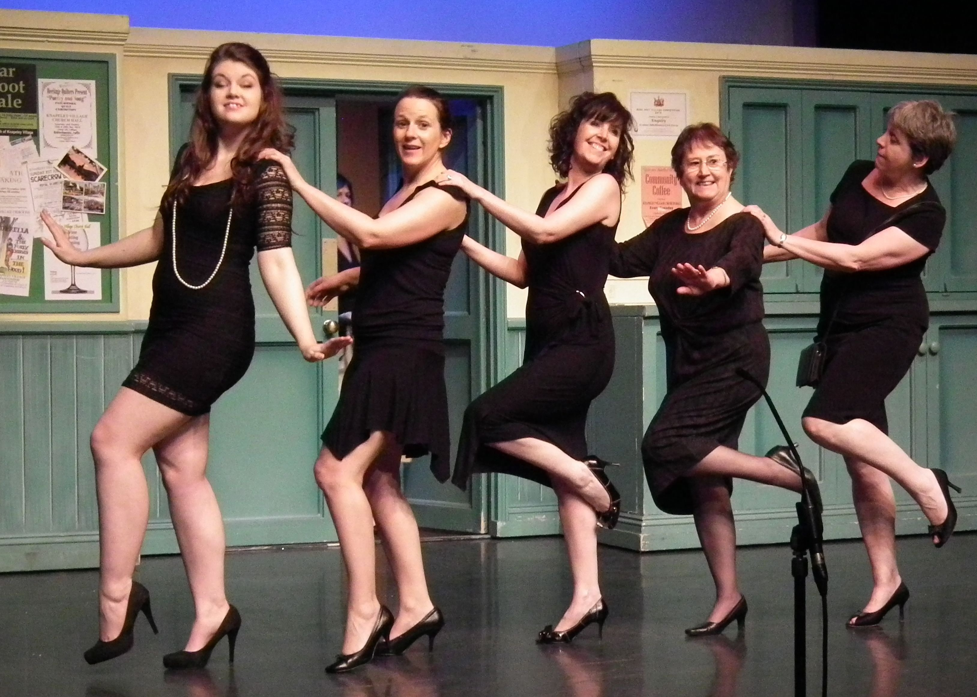 Calendar Girls by Little Theatre Company