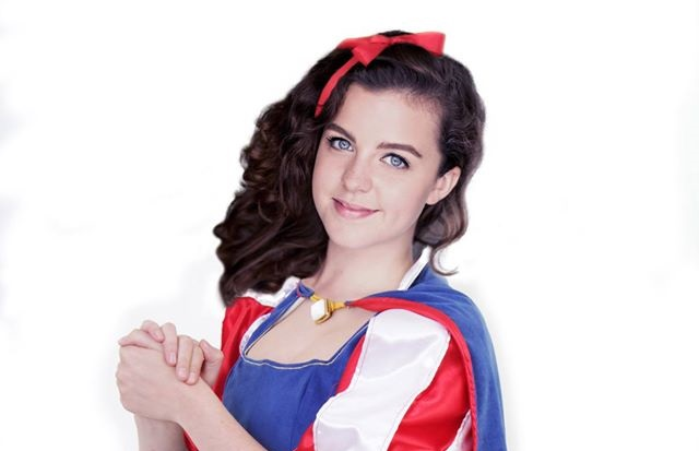 Sophie Towns as Snow White