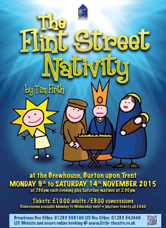 The Flint Street Nativity Nov 2015