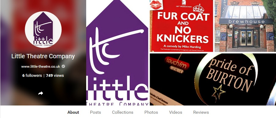 Little Theatre Company on Google+