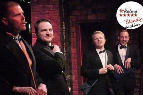 Downstage Centre review of Bouncers