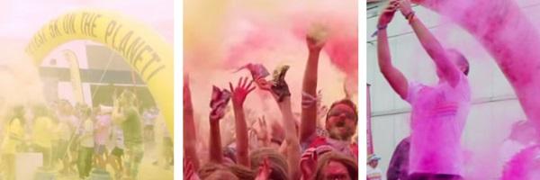 Color Run for YMCA Burton