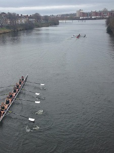 Welsh Varsity Womens Rowing Championship