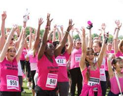 Race for Life for Cancer UK