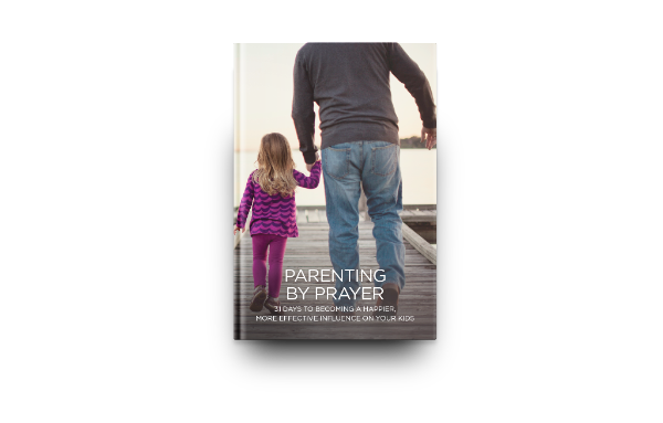 Parenting By Prayer Offer