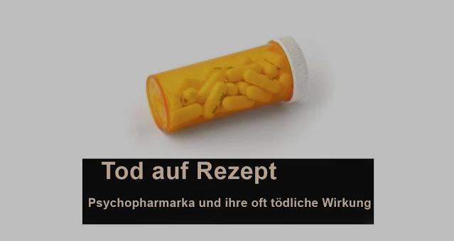 Tod auf Rezept - Antidepressiva und die Nebenwirkungen
