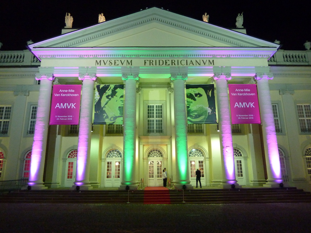 AMVK - Museum Fridericianum - photo DDV