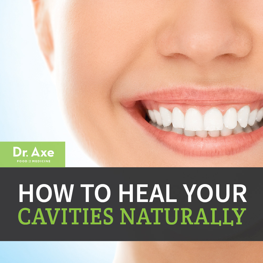 How to naturally reverse tooth decay