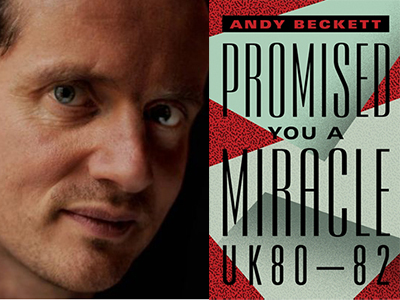 Book Launch: Promised You a Miracle