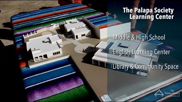 Palapa Learning Center: Groundbreaking Ceremony (Subtitled)