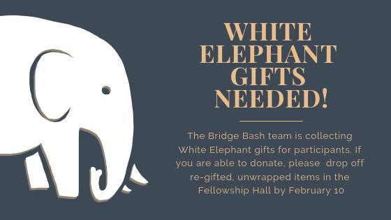 BUMC White Elephant Gifts