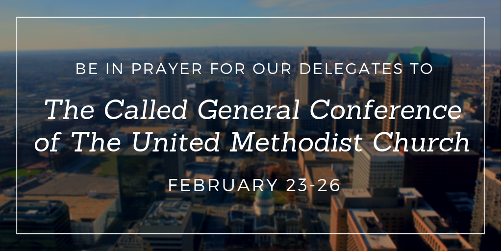 Called General Conference Info