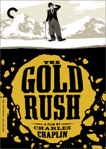 The Gold Rush DVD Cover.