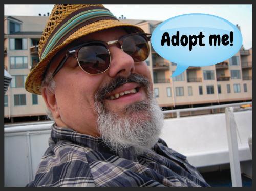 Chris T. Adoption Picture