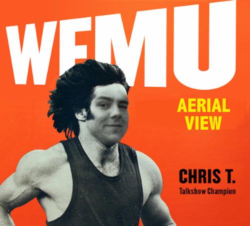 Chris T. Wheaties Box Parody
