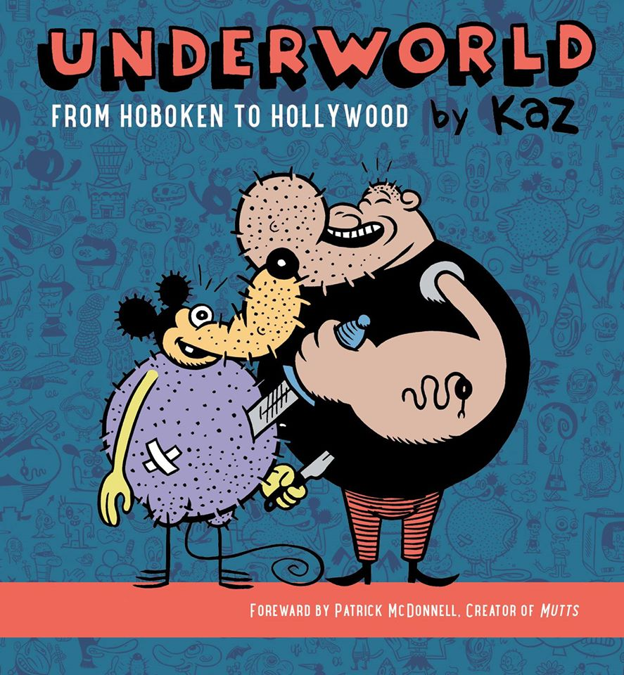 Kaz Underworld Book
