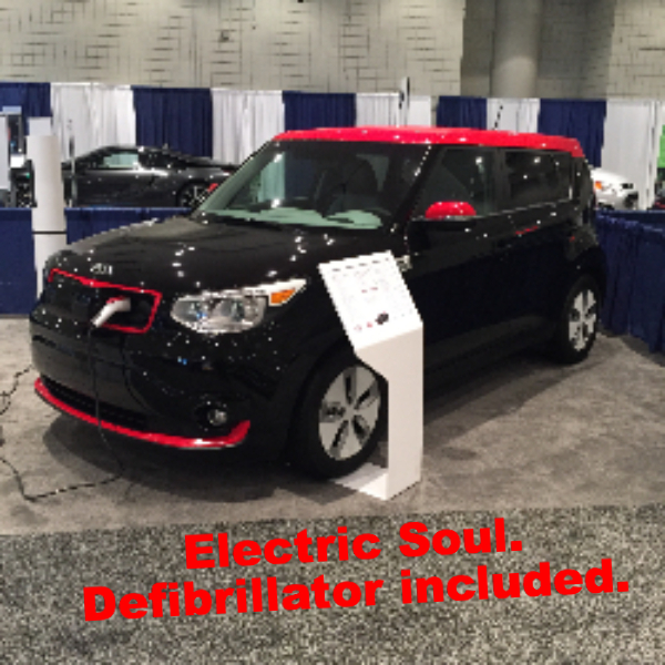 KIA Electric Soul