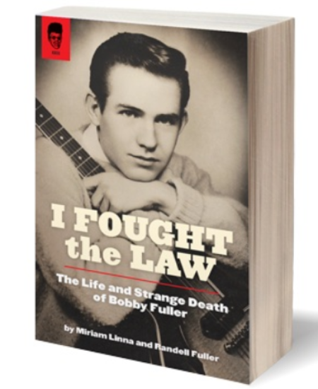 I Fought The Law book cover.