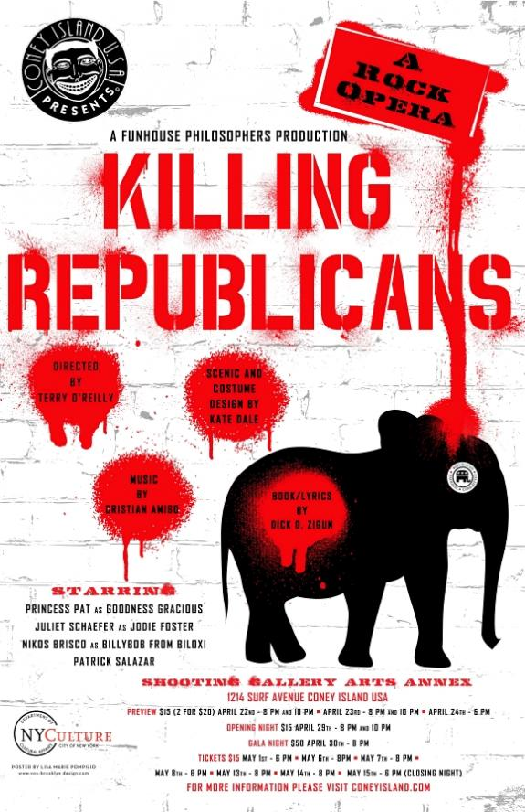 Killing Republicans
