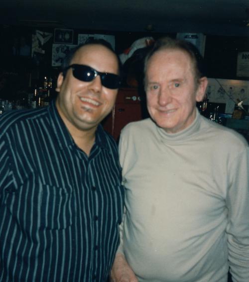Chris T. & Les Paul