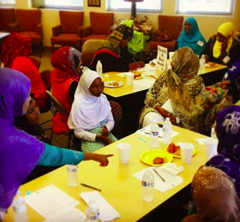 Listen to Her Event with Somali Women