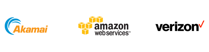 Our Strategic Partners: Akamai, Amazon Web Services, and Verizon Digital Media Services