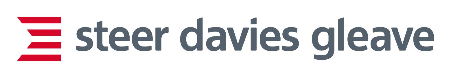 Steer Davies Gleave logo