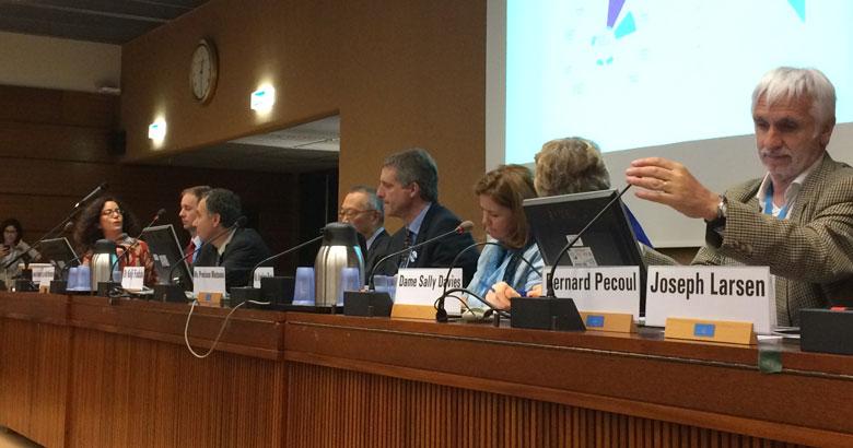 Brian Simpson / Global Health Now