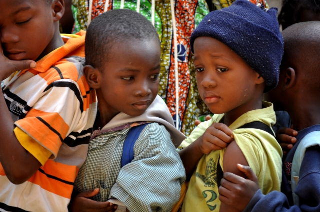 Meningitis vaccine launch in Burkina Faso, 2010 - Amy MacIver/PATH