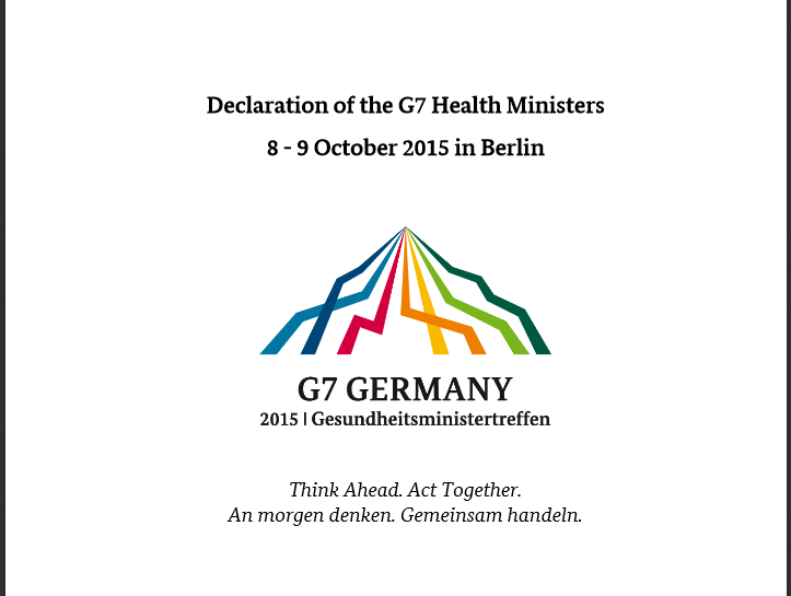 G7 Berlin Declaration
