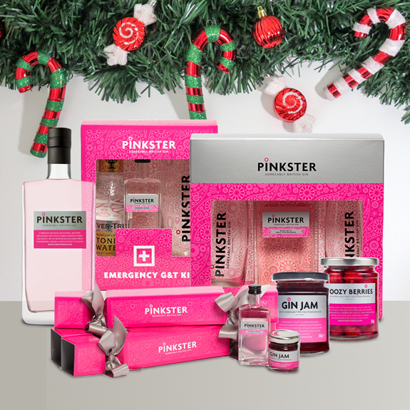 Image of our great range of Pinkster products