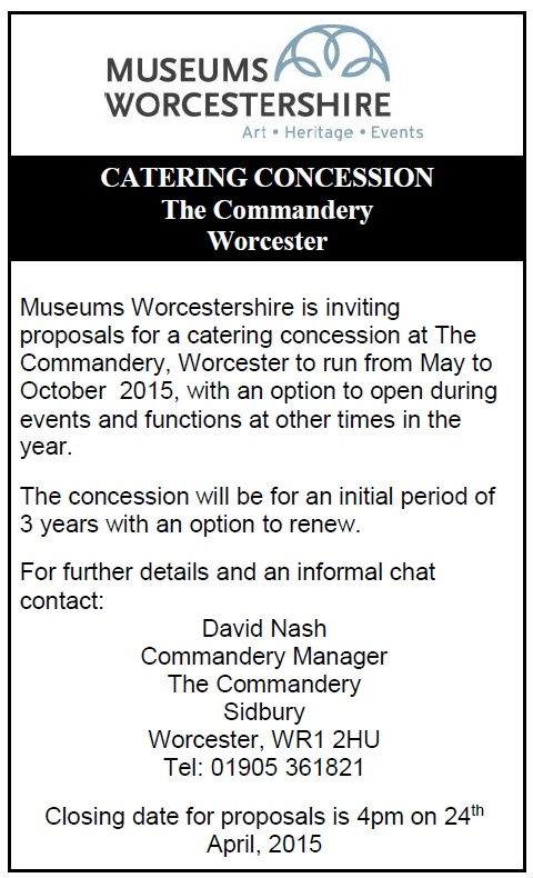 Catering Concession