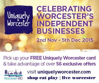 Uniquely Worcester
