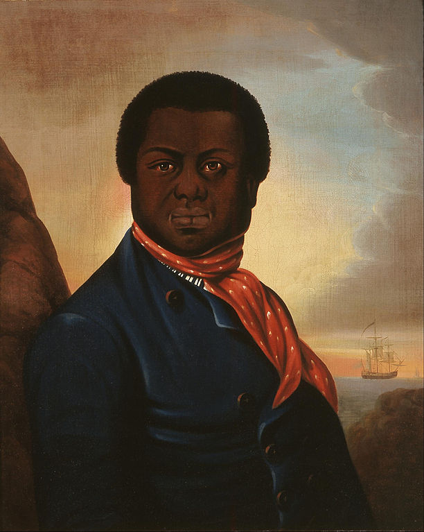 Portrait of a Black Sailor, artist unknown