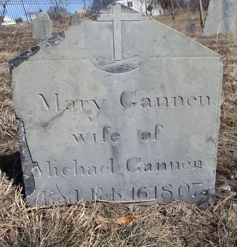 Headstone of Elizabeth Lefavor
