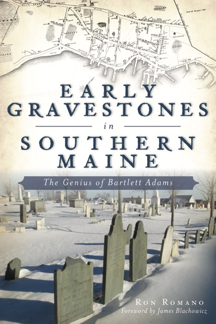 Early Gravestones of Southern Maine book cover