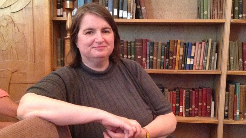 UO English professor Martha Bayless