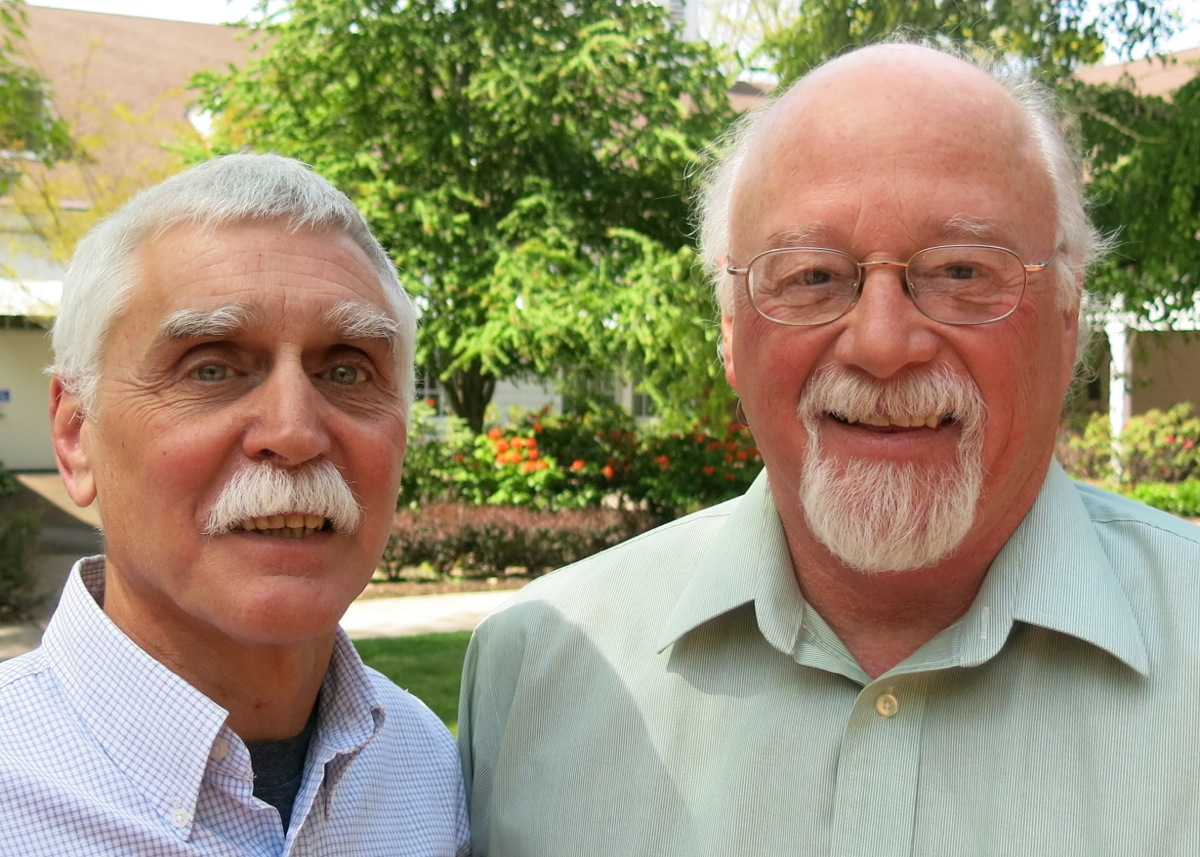 Gerald Tindal and Joe Stevens
