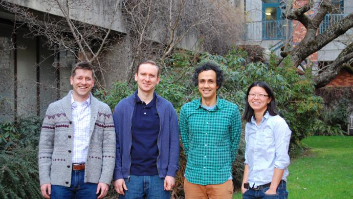 Oregon Center for Optical, Molecular, and Quantum Science (QMQ) researchers